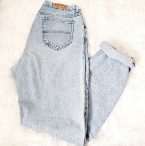 90s Vintage Riders High Rise Tapered Western Jeans